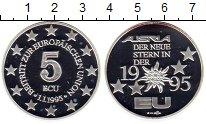 Каталог монет - монета  Австрия 5 экю