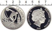 Каталог монет - монета  Соломоновы острова 5 долларов