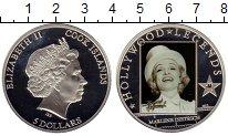 Каталог монет - монета  Острова Кука 5 долларов