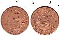 Каталог монет - монета  Дания 1 евроцент