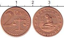 Каталог монет - монета  Дания 2 евроцента