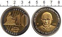 Каталог монет - монета  Ватикан 10 евро