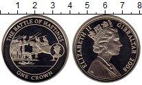 Каталог монет - монета  Гибралтар 1 крона