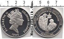 Каталог монет - монета  Соломоновы острова 10 долларов