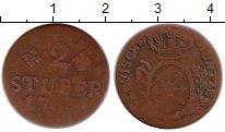 Каталог монет - монета  Клеве 2 стюбера