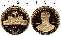 Каталог монет - монета  Гаити 60 гурдес