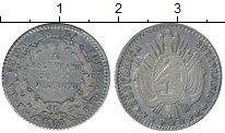 Каталог монет - монета  Боливия 1/10 боливиано