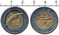 Каталог монет - монета  Микронезия 2 доллара