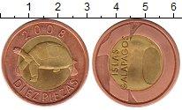 Каталог монет - монета  Галапагосские острова 10 песет