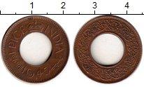 Каталог монет - монета  Индия 1 пайса