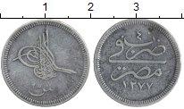 Каталог монет - монета  Египет 2 1/2 кирш