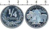 Каталог монет - монета  Южная Африка 1/4 унции