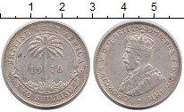 Каталог монет - монета  Восточная Африка 2 шиллинга