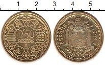 Каталог монет - монета  Испания 2 1/2 песеты