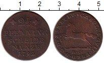 Каталог монет - монета  Брауншвайг-Вольфенбюттель 2 1/2 пфеннига