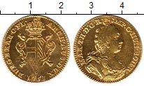 Каталог монет - монета  Австрийские Нидерланды 1/2 соверена
