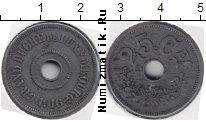 Каталог монет - монета  Люксембург 25 сантим