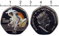 Каталог монет - монета  Гибралтар 50 пенсов
