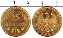 Каталог монет - монета  Австрия 25 шиллингов