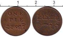 Каталог монет - монета  Индия 1 пай