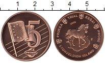 Каталог монет - монета  Исландия 5 евроцентов