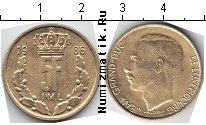 Каталог монет - монета  Люксембург 5 франков