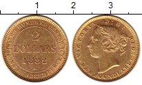 Каталог монет - монета  Ньюфаундленд 2 доллара