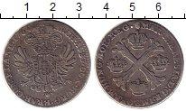 Каталог монет - монета  Австрийские Нидерланды 1/2 талера