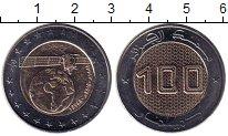 Каталог монет - монета  Алжир 100 динар
