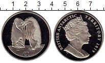 Продать Монеты Антарктика 2 фунта 2019 Медно-никель