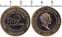 Каталог монет - монета  Гибралтар 2 фунта