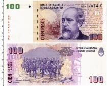 Продать Банкноты Аргентина 100 песо 0