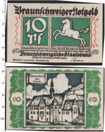 Продать Банкноты Веймарская республика 10 пфеннигов 1921