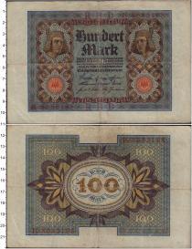 Продать Банкноты Веймарская республика 1000 марок 1920