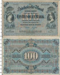 Продать Банкноты Веймарская республика 100 марок 1911