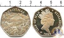 Каталог монет - монета  Остров Мэн 50 пенсов