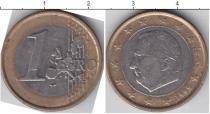 Каталог монет - монета  Бельгия 1 евро