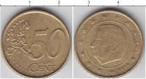 Каталог монет - монета  Бельгия 50 евроцентов