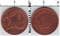 Каталог монет - монета  Бельгия 2 евроцента
