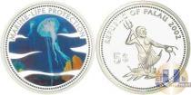 Каталог монет - монета  Палау 5 долларов