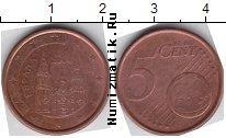 Каталог монет - монета  Испания 5 евроцентов