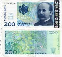 Продать Банкноты Норвегия 200 крон 0