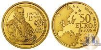 Каталог монет - монета  Бельгия 50 евро