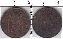 Каталог монет - монета  Дания 1 цент