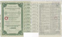 Продать Банкноты Румыния 250 лей 1906