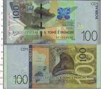 Продать Банкноты Сан Томе и Принсисипи 100 добрас 2016