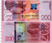 Продать Банкноты Сан Томе и Принсисипи 2000 добрас 2016