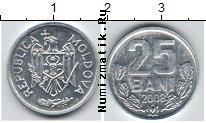 Каталог монет - монета  Молдавия 25 бани