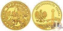 Каталог монет - монета  Польша 200 злотых