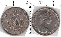 Каталог монет - монета  Багамские острова 5 центов